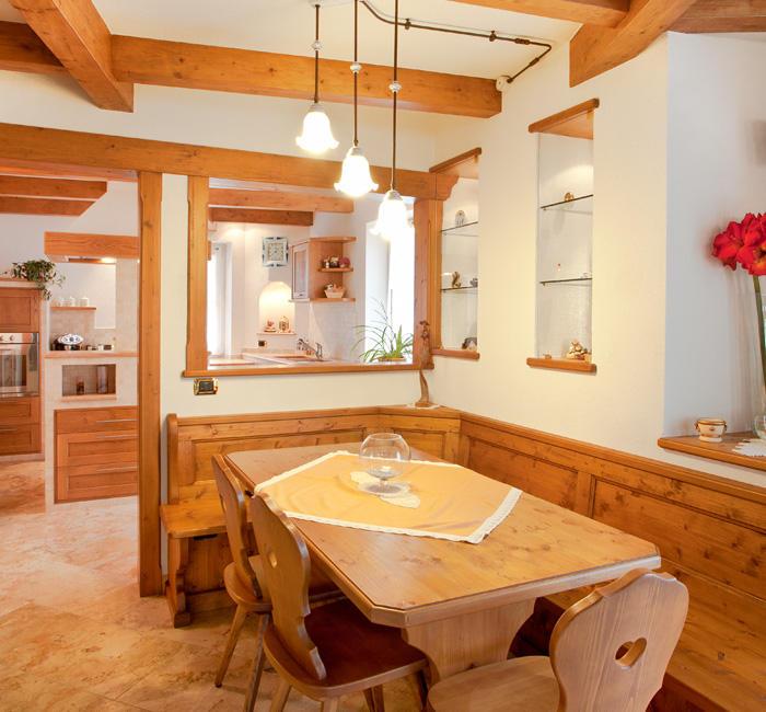 Arredare In Stile Tirolese Arredare Ingresso Casa